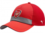 Kšiltovka Puma AFC Performance Cap High Risk Red