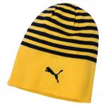 Čepice Puma BVB reversible Beanie Cyber Yellow-