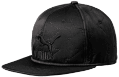WM quilted flatbrim