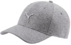 Stretchfit BB cat cap Medium Gray Heathe