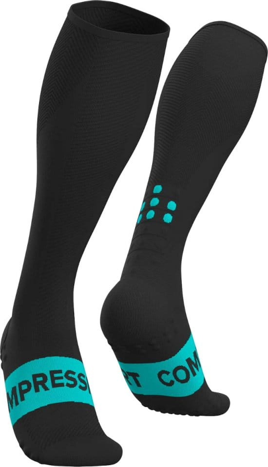 Štucne Compressport Full Socks Race Oxygen