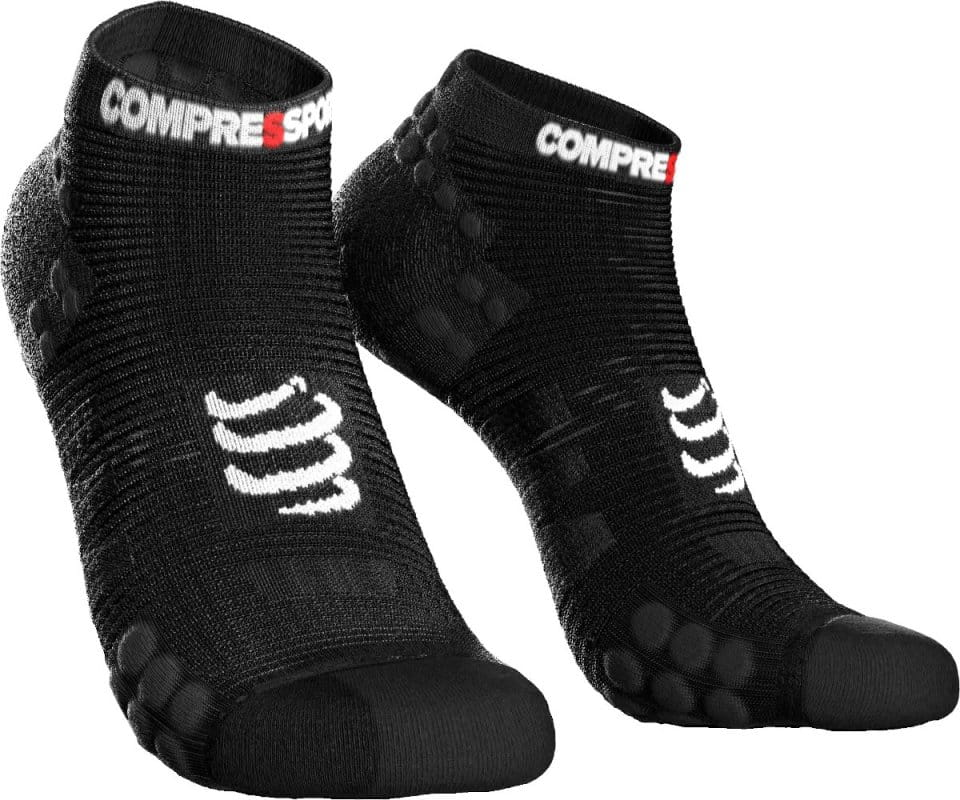 Socken Compressport Pro Racing Socks V3 Run Low