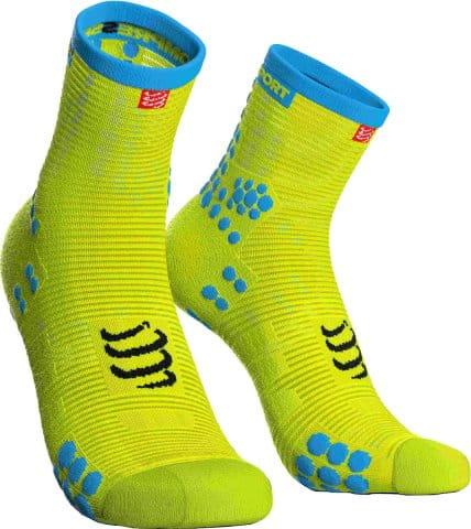 Chaussettes Compressport Pro Racing Socks V3 Run High