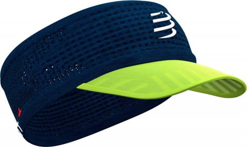 Visiera Compressport Spiderweb Headband On/Off