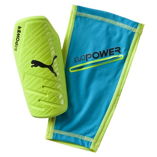 Chrániče Puma evoPOWER 1.3 Slip safety yellow-atomic b