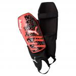 Chrániče Puma evoPOWER 3.3 Fiery Coral- Black-