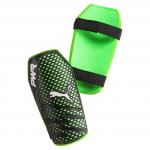 Chrániče Puma evoPOWER 5.3 Green Gecko- Black-