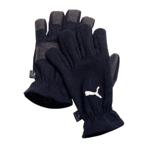 Gloves Puma Winter Players black-white