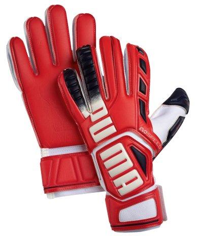 Brankářské rukavice Puma evoSPEED 3-3 bright plasma-peacoat-white