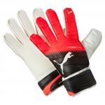 Brankářské rukavice Puma evoPOWER Grip 3.3 RC Black-Red Blas
