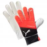 Brankářské rukavice Puma evoPOWER Grip 4.3 Black-Red Blast-P