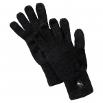 Rukavice Puma Big Cat Knit Gloves Black