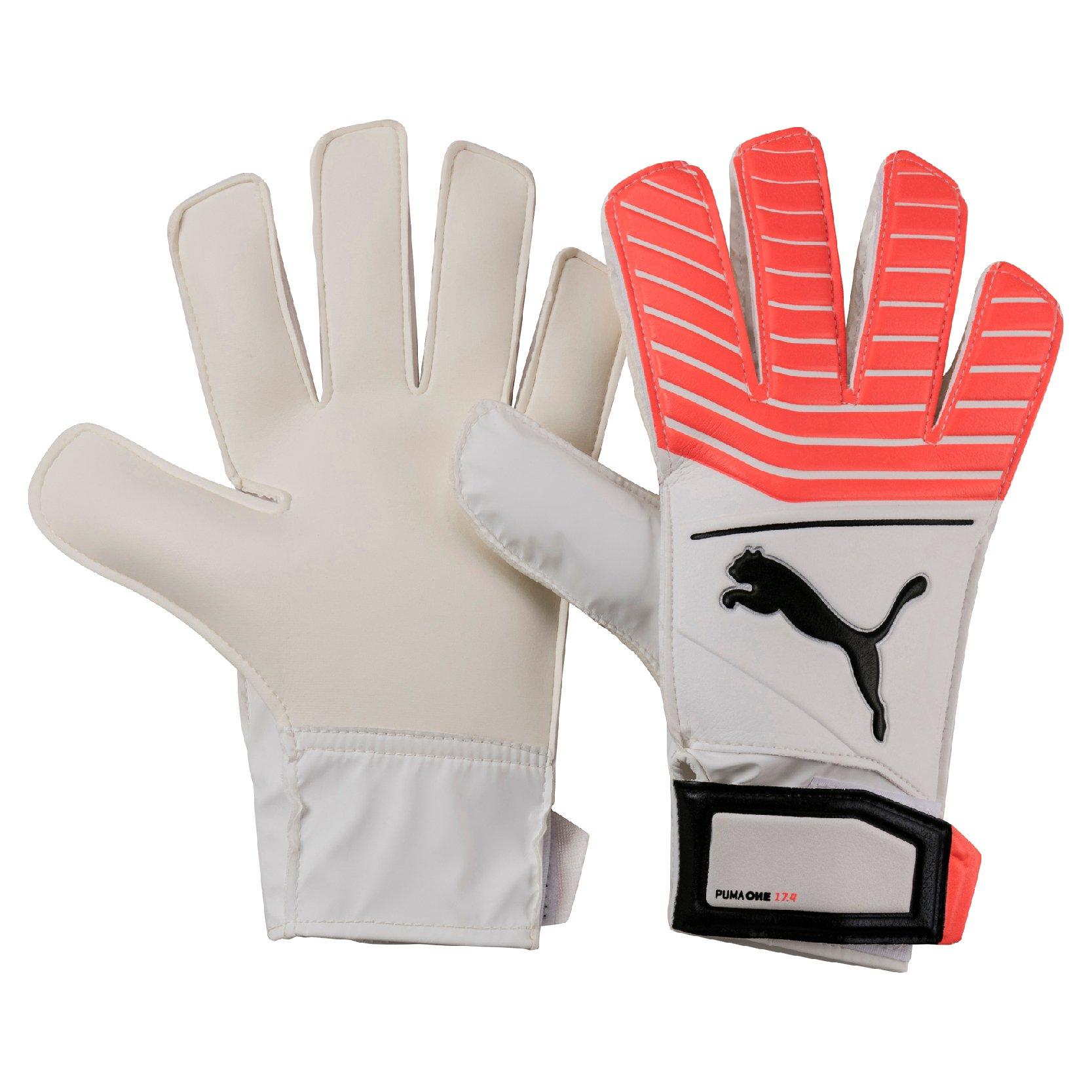 Brankářské rukavice Puma One Grip 17.4