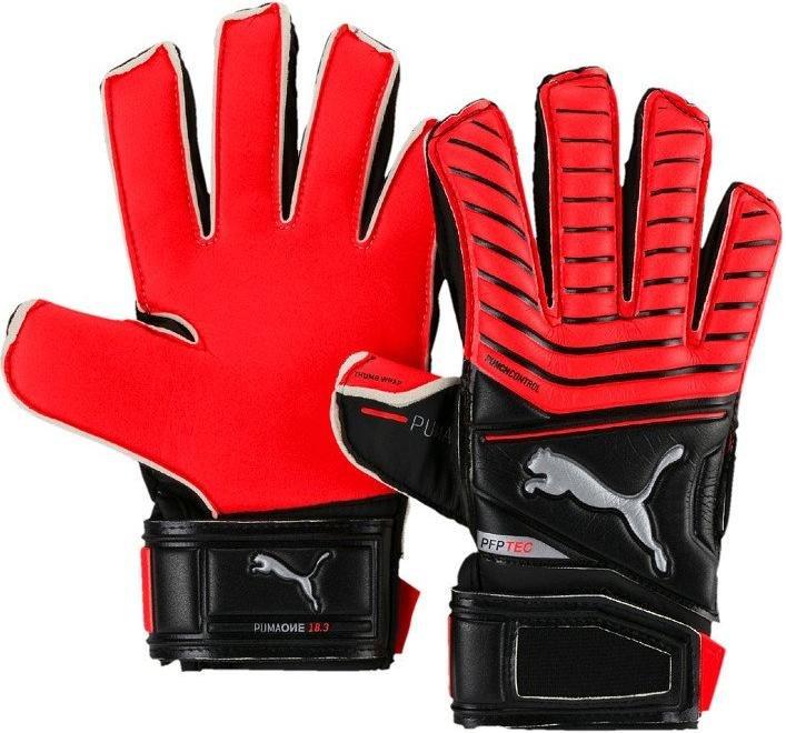 Brankárske rukavice Puma one pect 18.3 tw- kids f22