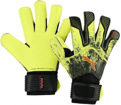 Goalkeeper's gloves Puma future grip 18.2 f01