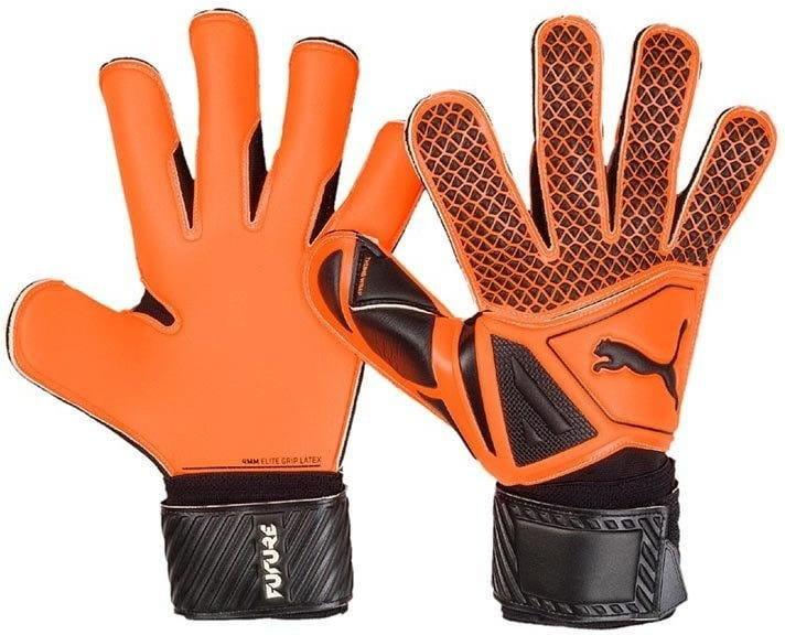 Goalkeeper's gloves Puma future grip 2.2