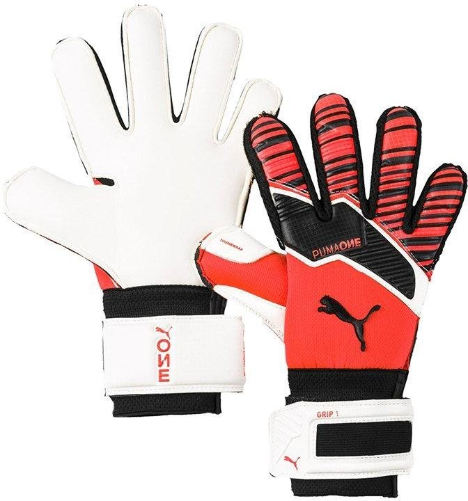 Brankárske rukavice Puma one grip 1 rc kids