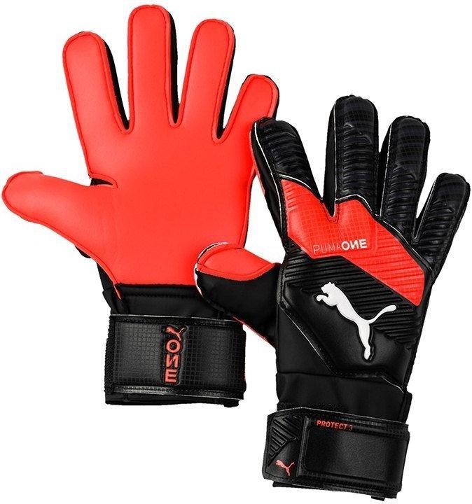 Brankárske rukavice Puma one pect 3 tw- kids