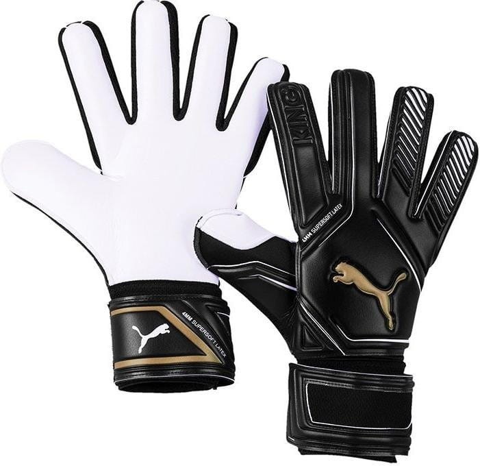 Goalkeeper's gloves Puma King IC
