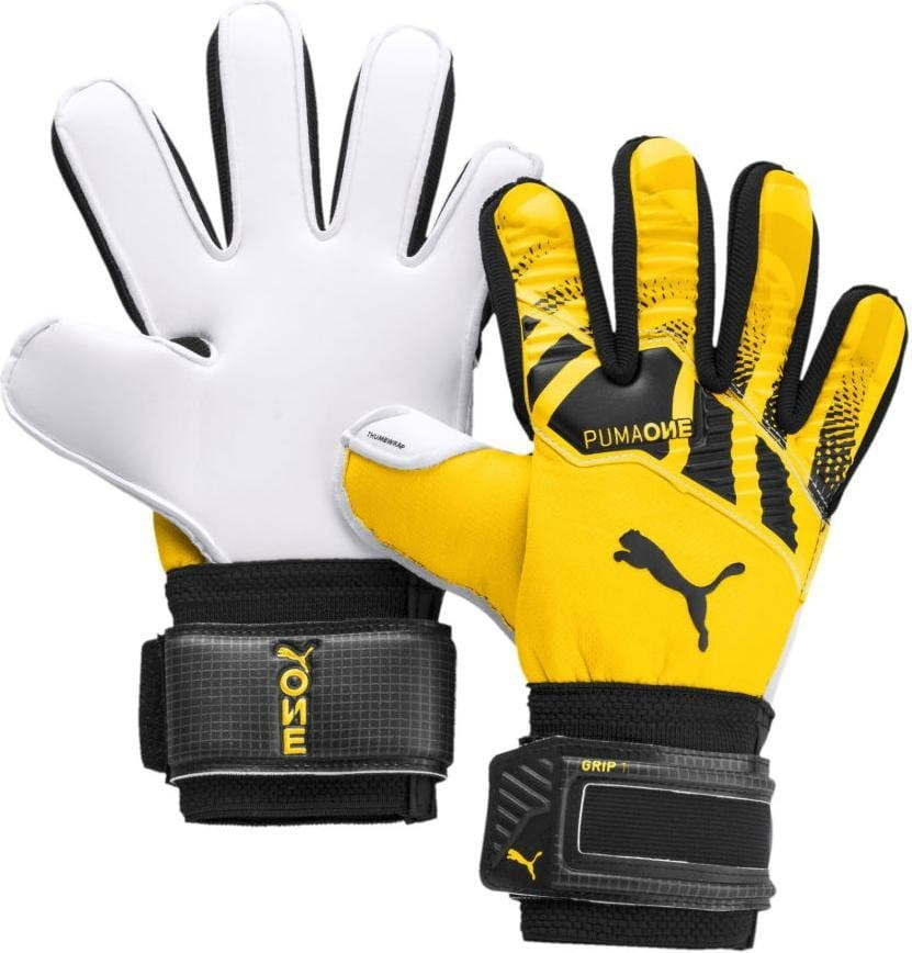 Gants de gardien Puma ONE GRIP 1 RC TW JR