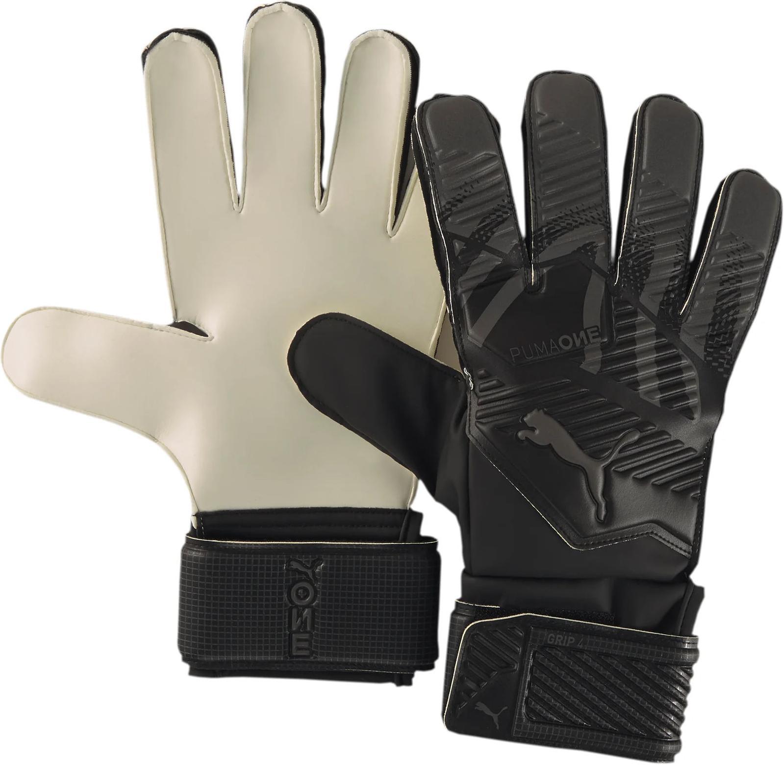 Brankářské rukavice Puma One Grip 4 RC