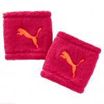 Potítko Puma Wristband rose red-fluro peach