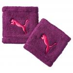 Potítko Puma Wristband Magenta Purple-Pink Glo