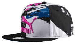 LS ColourBlock SnapBack