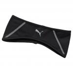 Čelenka Puma PR Headband Black- Silver
