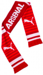 Šála Puma Arsenal fan Scarf chili pepper