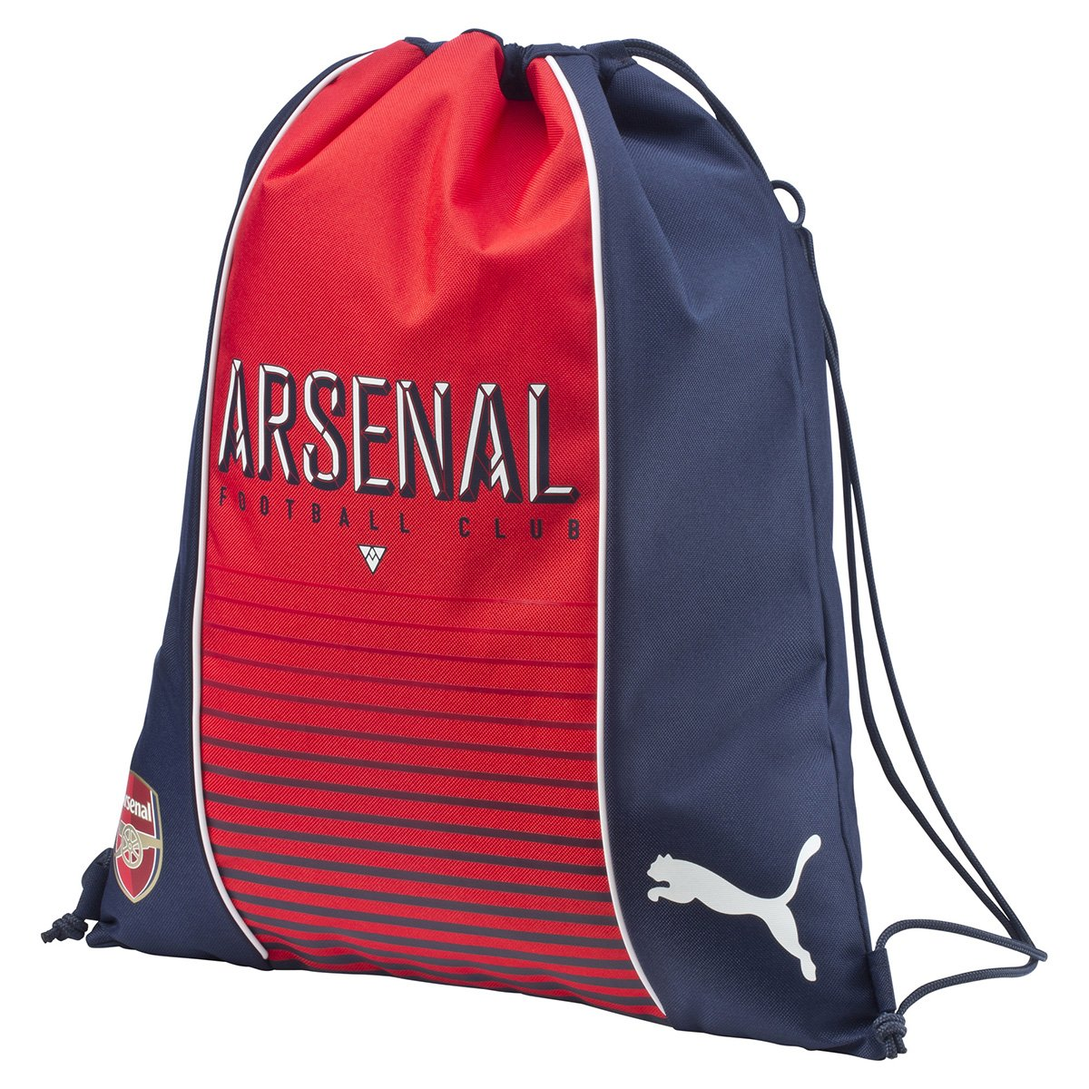 Vak na záda Puma Arsenal Fanwear Gym Sack high risk red-b