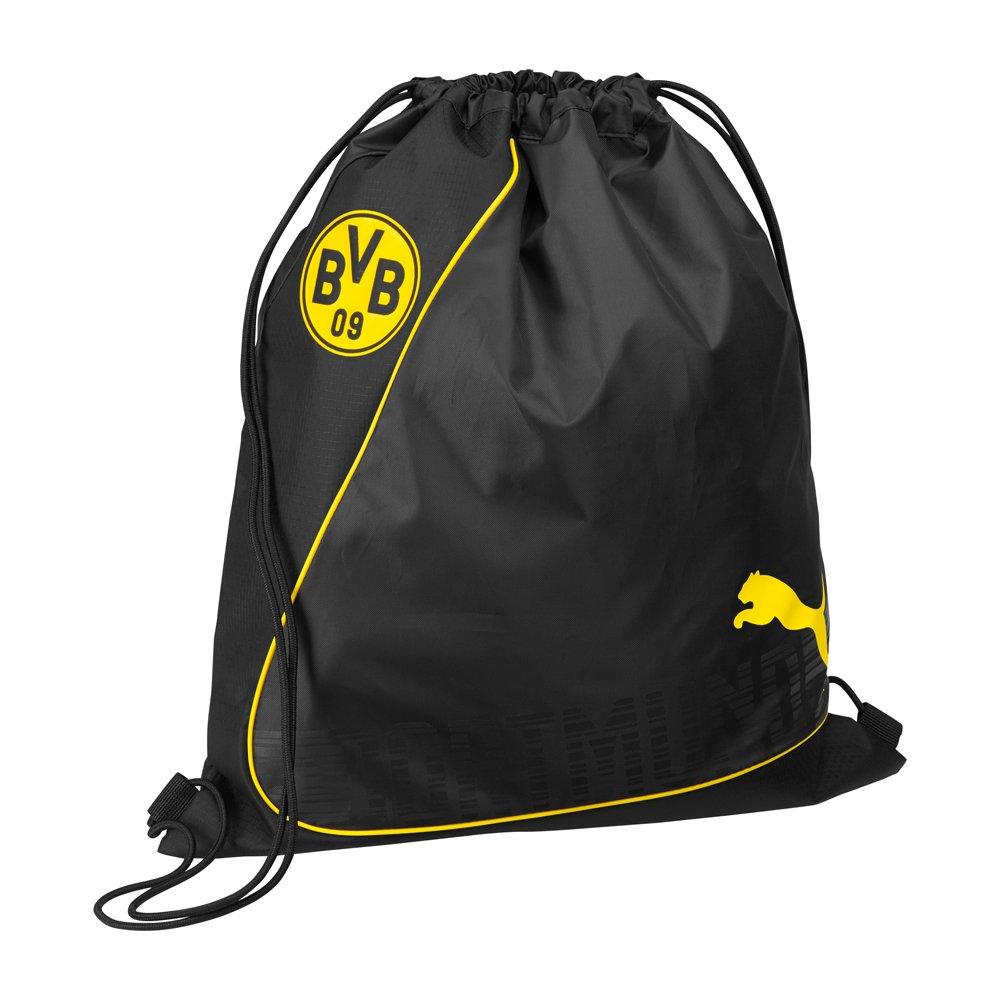 Pytel na záda Puma BVB Fanwear Gym Sack black-cyber yellow