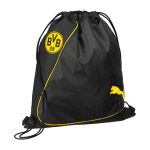 BVB Fanwear Gym Sack black-cyber yellow