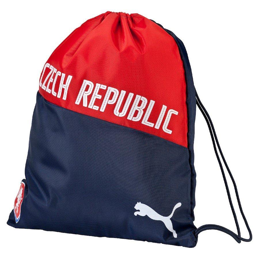 Vak na záda Puma Czech Republic Fanwear Gym Sack
