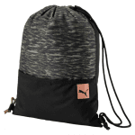 Prime Gym Sack Black-Avocado-Velvet