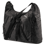Fit AT Hobo Bag Black-reflective si