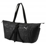 Taška Puma Fit AT Sports Bag Black-reflective