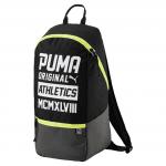 Sole Backpack Black- White