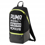 Batoh Puma Sole Backpack Black- White