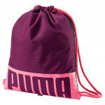 Vak na záda Puma Deck Gym Sack Dark Purple