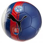 Lopta Puma Country Fan Mini Balls Licensed blue-whi