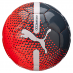Míč Puma evo SALA ball Red Blast- Black-