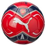 Míč Puma Arsenal Fan Ball High Risk Red- Whit