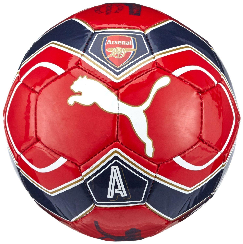 Míč Puma Arsenal Fan Ball Mini High Risk Red-