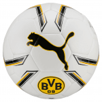 BVB Hybrid ball White-Cyber Yellow
