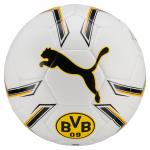 Míč Puma BVB Hybrid ball White-Cyber Yellow