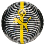 Míč Puma BVB One Chrome Ball Black-Cybe