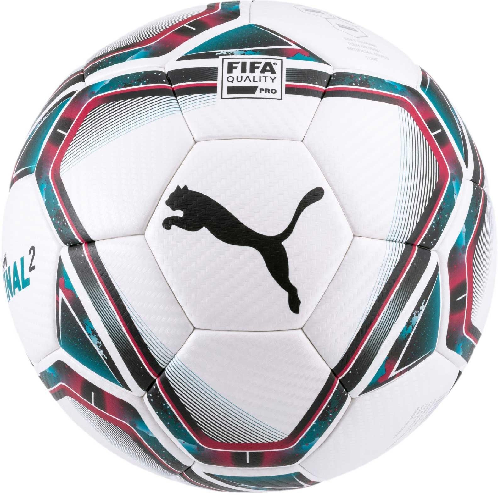 Fotbalový míč Puma teamFINAL 21.2