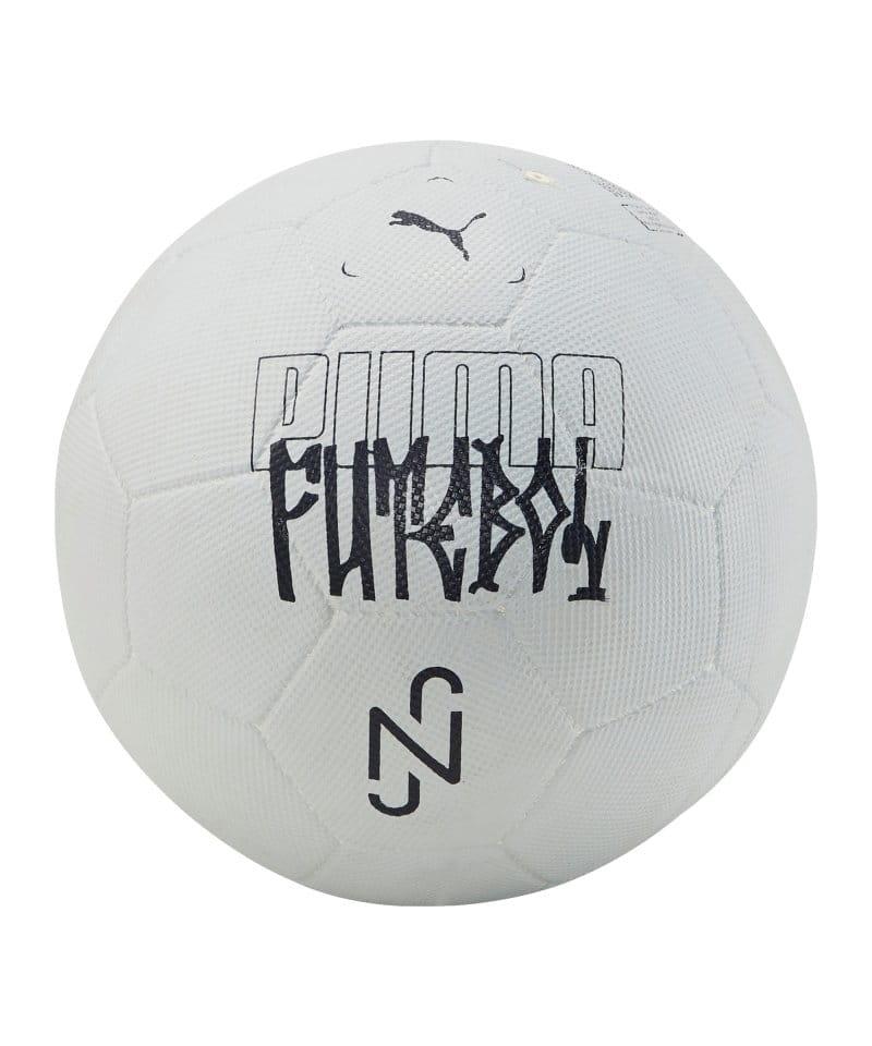 Puma NJR Straßenball Weiss Schwarz F01 Labda