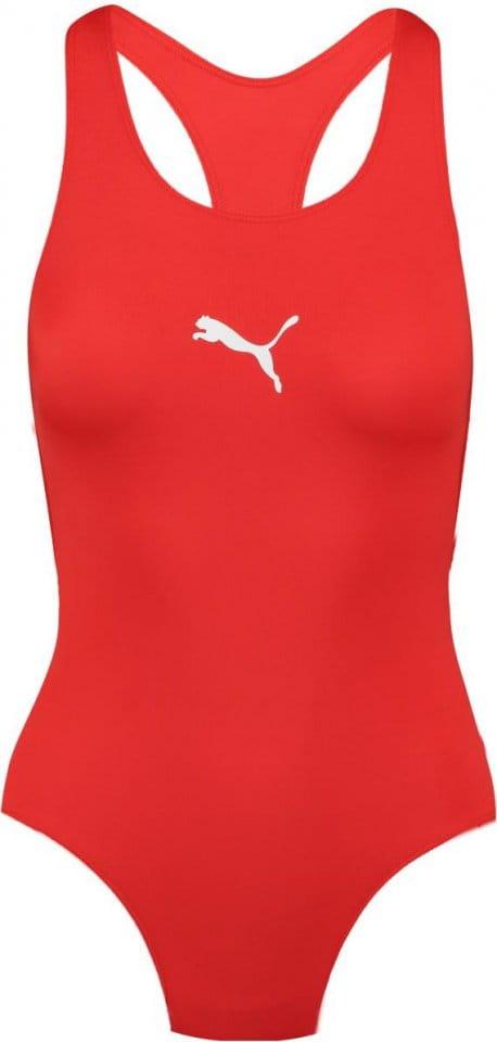 Swimsuit Puma W Racerback Swimsuit